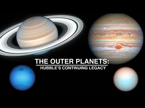 The Outer Planets: Hubble's Continuing Legacy