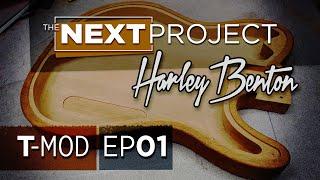 Harley Benton T-Style Mod - Ep 01
