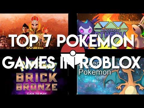 Top 7 ROBLOX Games Like Pokemon