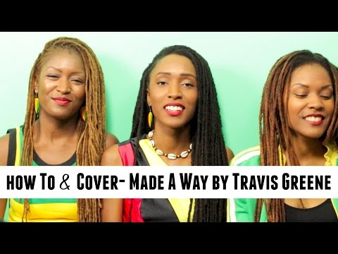"""How To Harmonize """"Made A Way by Travis Greene"""" & Acapella Cover"""