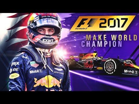 F1 2017 - Make Verstappen World Champion #3 - Bahrain Grand Prix