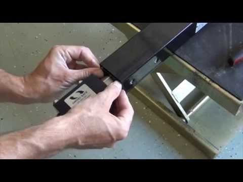 Harbor Freight Tag-Along Trailer Swivel Install