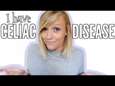 I HAVE CELIAC DISEASE