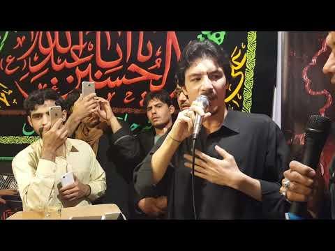 Ali Imran Naushad | Saeyadi Ya Saeyadi | Live Nouha Afghanistan | Ayam Bibi Fatima Zahra.