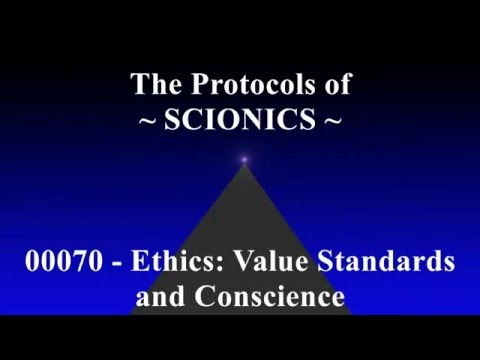 00070 Ethics   Value Standards and Conscience
