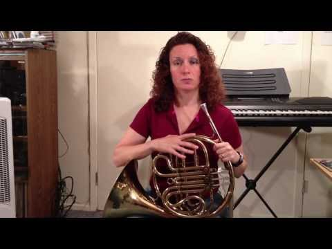 French Horn Posture for Beginners
