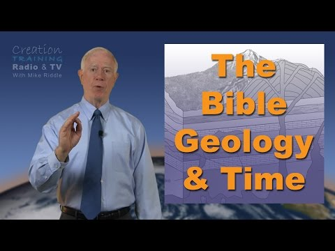 The Bible, Geology and Time