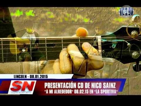 Nico Sainz y Joaquín Galar en Somos Noticias