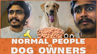 Normal People vs Dog Owners | Hari Baskar | Ft. Cash