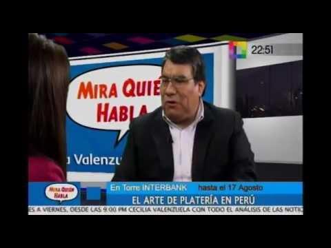 ARTE EN EL CONCURSO NACIONAL DE PLATA DEL PERÚ