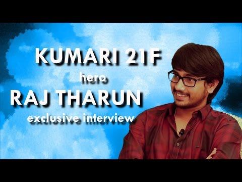 KUMARI 21F Hero Raj tarun interview with Filmynow