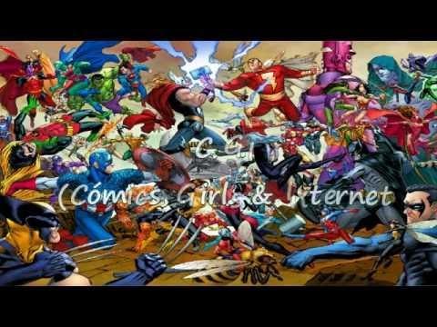 C.G.I. #1: Pokemon Go, Dc Rebirth y Marvel Now