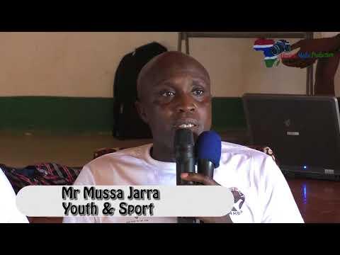 JUSTACT GAMBIA COMMUNITY TRAINING ON FGM AND ADVOCACY BRIKAMA BA