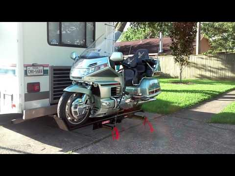 The Mighty Hauler Motorcycle Lift 7R7A7Y7