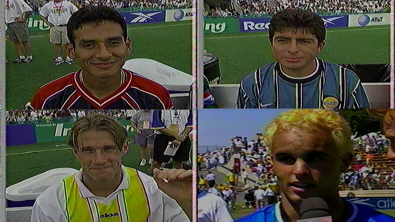MLS Allstars Skills Challenge : 1998/2001