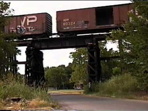 A Brief Documentary of the Rock Island Trestles in Ardmore Oklahoma