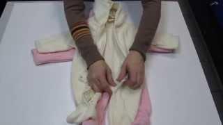 Комбинезон для новорожденных  флис Звезды(Комбинезон из флиса, на синтепоне Звезды для новорожденных детей до 18 месяцев. Купить теплый комбинезон..., 2014-11-28T18:17:01.000Z)