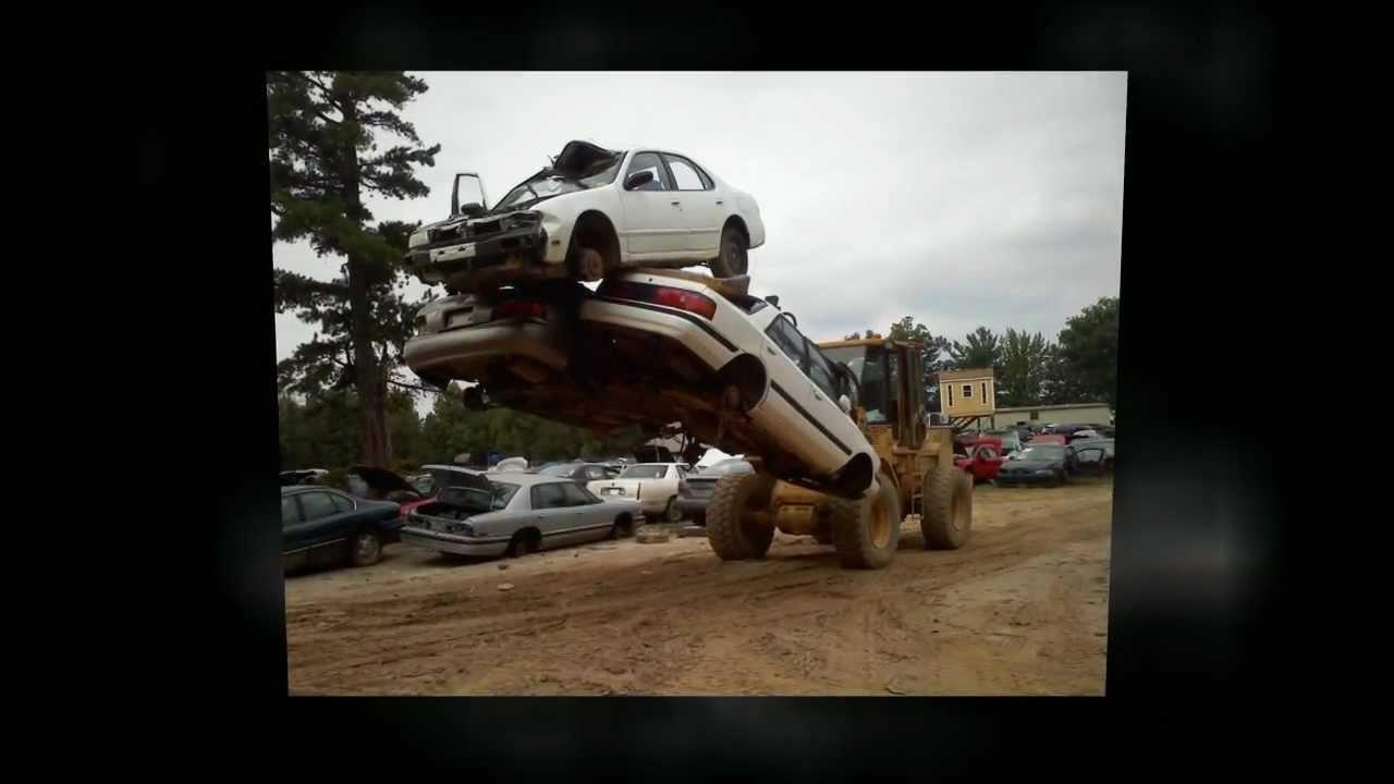 Aaa Auto Salvage Inc 5791 Clayton St High Point Nc 27262 336