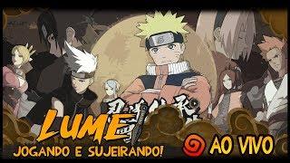 SERVIDOR s44 - Naruto OL Mobile! Vamos começar nosso caminho da Sujeira Ninja!