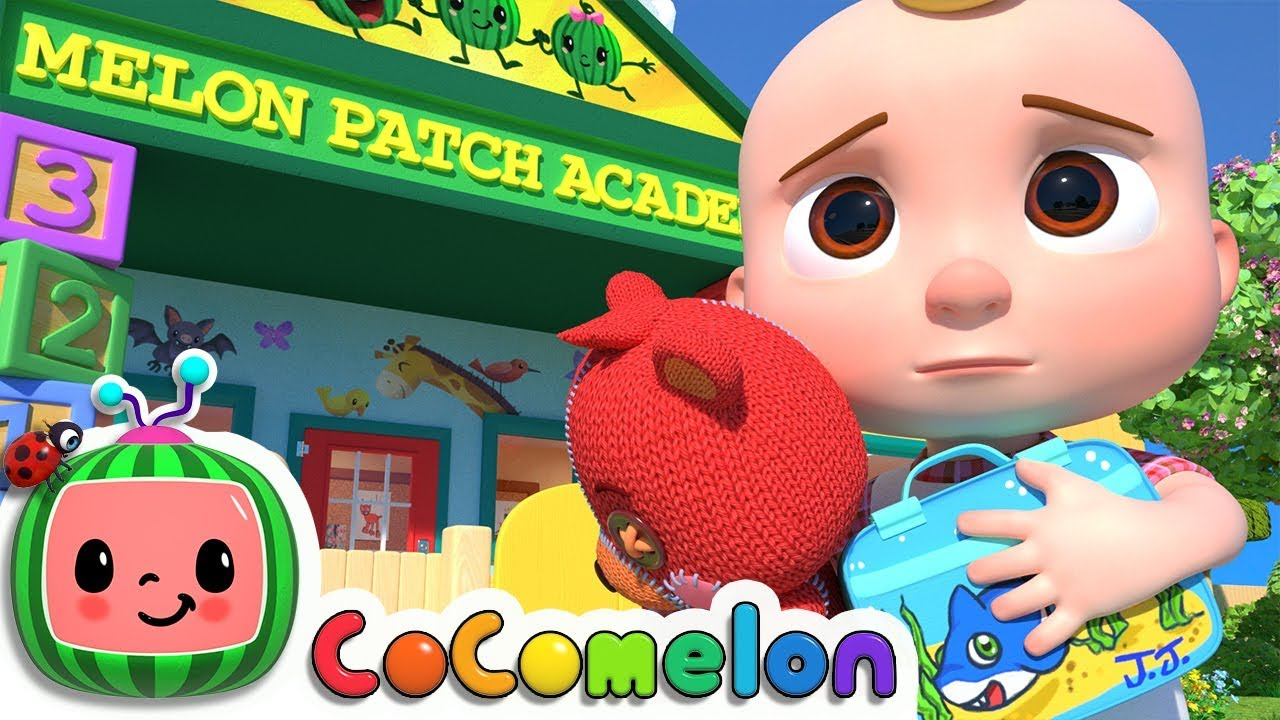 First Day Of School Cocomelon Nursery Rhymes Kids Songs