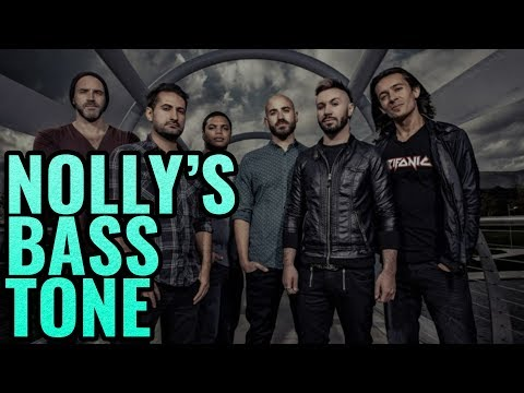 Nolly from Periphery dials in a bass tone
