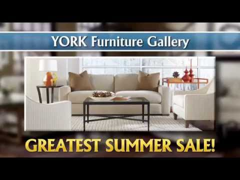 Rochester Summer Furniture Sale at York Furniture Gallery YouTube