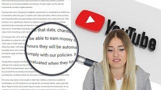 Krasse Änderung: Gibt es bald keine neuen YouTube-Stars mehr?