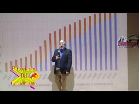 Conferencia por el Maestro en Economia Macario Schettino.  Incertidumbre: Enfrentar el Reto.