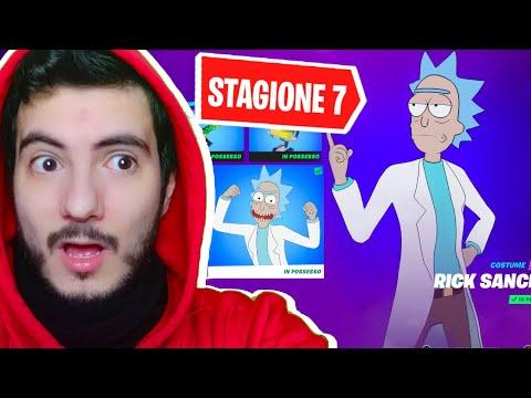 PAZZOX REAGISCE ALL'EVENTO & PASS BATTAGLIA STAGIONE 7 😱 Fortnite