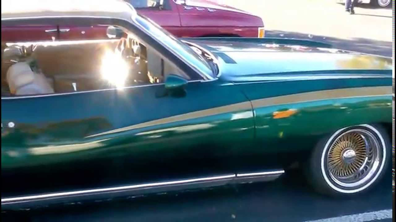 77 Chevy Monte Carlo Lowrider Youtube