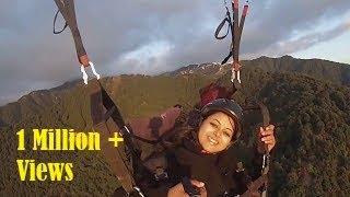 Paragliding: Extreme sports: Bir- Billing Himachal Pradesh