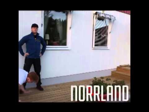 Stockholm v.s Norrlands vakter på puben