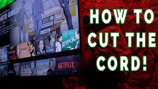 How to Cut the Cord The Easy Legal Way!