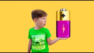 سينيا وألعابه غير العادية. مجموعة فيديو للأطفال