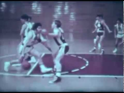 Basketball Today, 1973 NFHS Rules Film (Elgin High School)