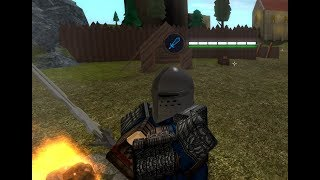 Blade of Honor, great roblox fighting game