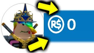 richest player get hacked, loses 75,000,000 robux... (roblox)