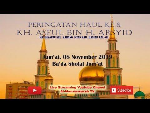 Acara Haul KH. Asful Bin H. Arsyid Mandikapau