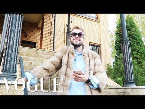 73 Вопроса с Кириллом Черкасовым | Vogue Parody