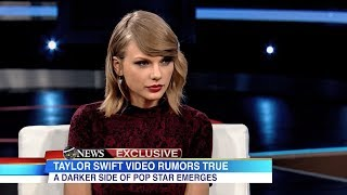 Something Strange Is Happening To Taylor Swift : Look What They Made Her Do!