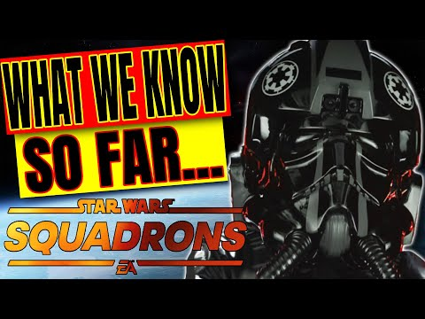 STAR WARS SQUADRONS [Gameplay, Trailer, Release Date, & MORE] Ft. SiegeOC