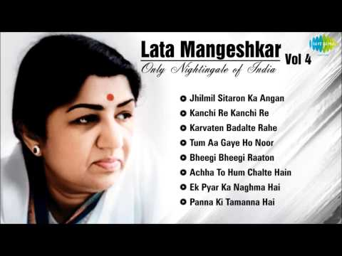 Best of Lata Mangeshkar  Vol 4  Jukebox  Lata Mangeshkar Hit Songs