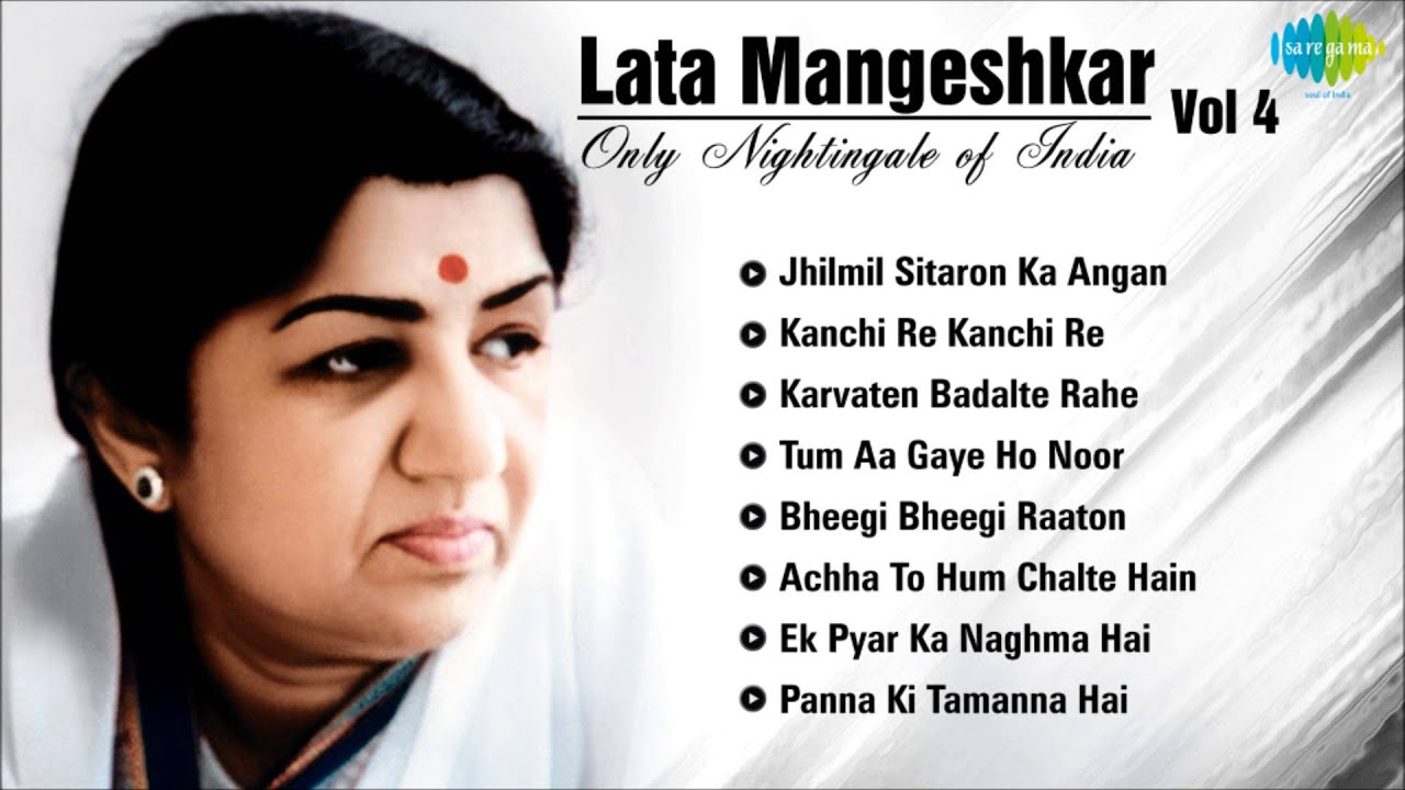 Best Of Lata Mangeshkar Old Hindi Songs Superhit