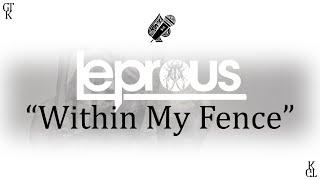 Leprous - Within My Fence (karaoke)