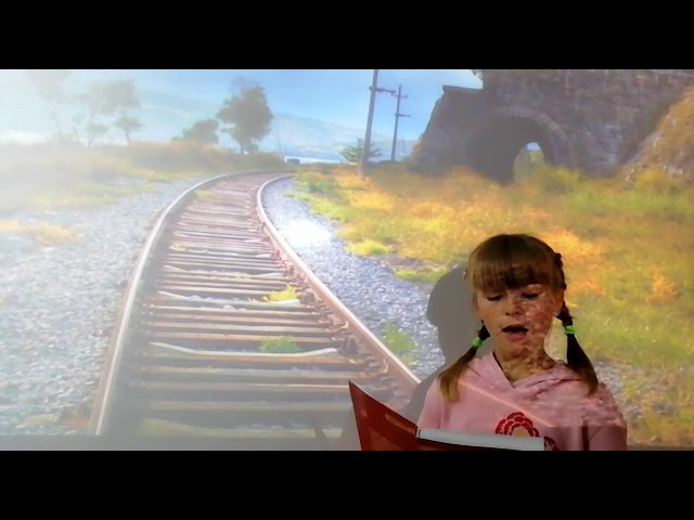 Изображение предпросмотра прочтения – КаринаДергачева читает произведение «В дороге» И.С.Тургенева