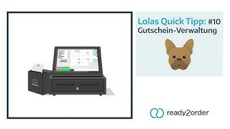 Gutscheine verkaufen? | Quick Tipp #10 Gutschein-Verwaltung