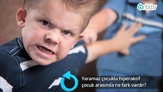 Yaramaz çocukla hiperaktif çocuk arasında ne fark vardır? #yaramazçocuk #hiperaktifçocuk