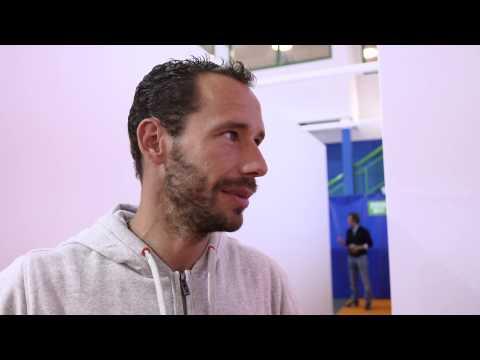 Roland Garros 2014 Llodra Interview