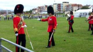 Band of the Royal Regiment of Fusiliers March Off
