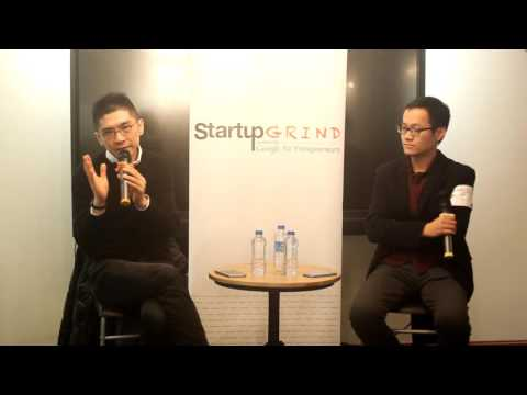 KK WONG 黄江吉 (XIAOMI) at Startup Grind Guangzhou